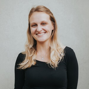 Karolina Stopa, współodpowiedzialna za Projekt a Paulo
