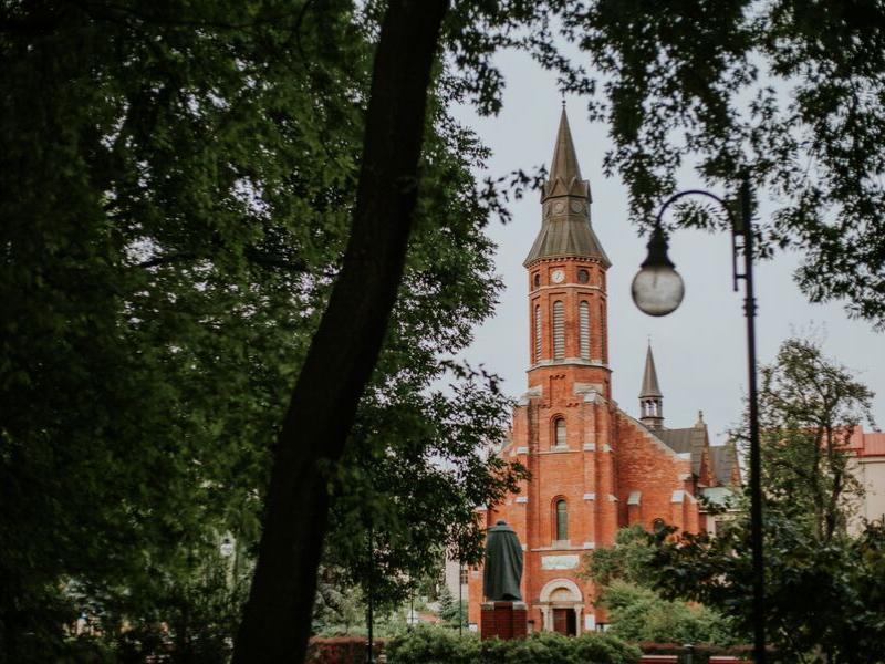 Msze Święte i spowiedź w Krakowie