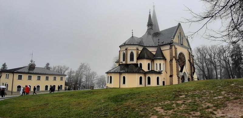 Sanktuarium Maryjne w Lewoczy na Słowacji