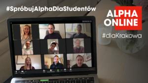 alpha online #dlakrakowa